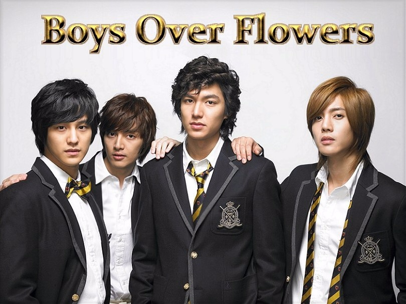 Image result for دانلود سریال کره ای Boys Over Flowers